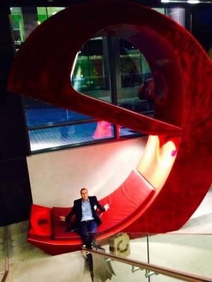 Paul Renaud @ Google Headquarter