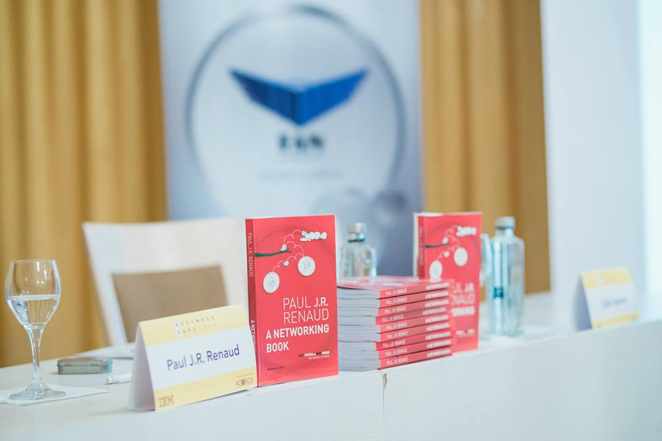 A Networking Book as corporate gifts for your clients!