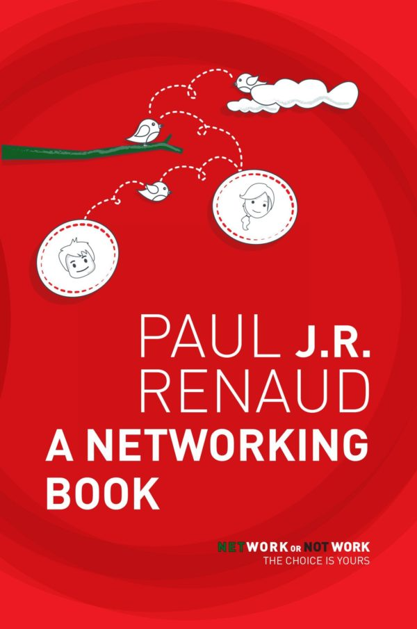 cover a networking book